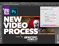 Video Process #Halloween • Photoshop CC 2015