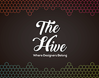 The Hive - Board Game for Desingers
