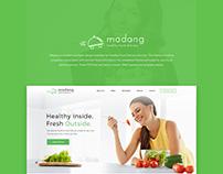 Madang - Healthy Food Delivery