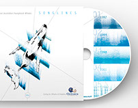 Songlines CD Cover, Booklet & Illustration