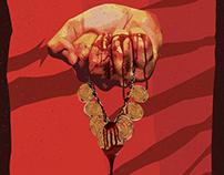 Santa Ignacia - Spaghetti Western Styled Movie Poster
