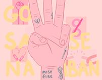 Ní Saoirse - Intl Women's Day 2019