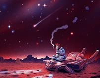 Cosmic Cigar