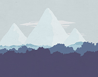 Landscapes, because theyre great