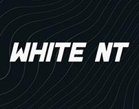 WHITE NT - FREE SANS SERIF FONT