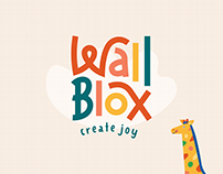 Wallblox   Branding and Illustration