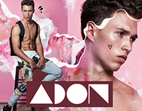 DANIEL NUTTER - Adon Magazine