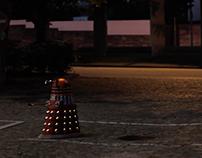 Parking Lot Dalek