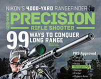Precision Rifle Shooter magazine 2018 issue 1