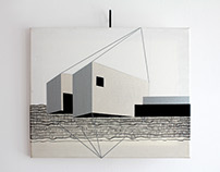 Geometry of life - paintings