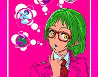 Shimoneta Pop Art