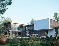 Tropical Villa 1