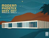 Modern Phoenix Week 2017 Collateral