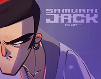 Samurai Jack  (fan art)