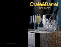 Crate&Barrel Catalog Design