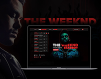 Website The Weeknd