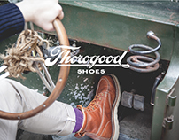 Thorogood Shoes Look Book