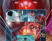 2001: A Space Odyssey 50th Anniversary tribute illustra