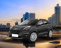Ford Compact Crossover