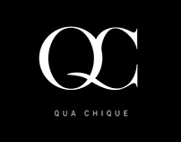 Qua Chique | Fashion Label | Branding