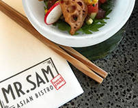 Mr Sam, Asian Bistro in Amsterdam