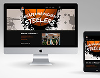 Website Gräfenhainichen Steelers