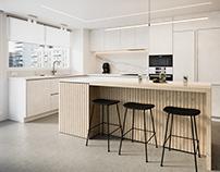 Main Beach Apartment   Rendler Studio