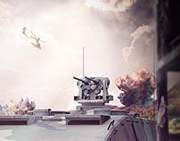 Warscene Brochure Cover