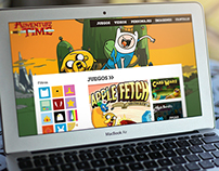 Adventure time web