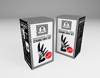 Knife Holder Product Package Design