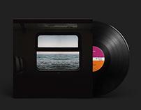 Vinyl Record Sleeve - Album Launch