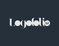 Logo Design typography 02