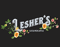 Lesher's Logo