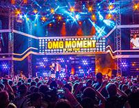 2014 MTVu Fandom Awards // Art Director