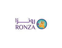 ronza logo