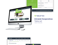 Intranet-Tablemac