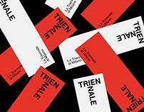 La Triennale di Milano – Rebranding Proposal