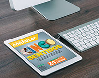 Revista Conhecer Petrobras | Mobile