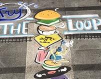 Delmar Loop: Chalk Drawing