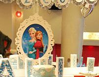 Evento - Cumpleaños Temática Frozen