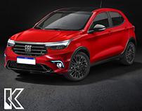 Fiat Argo facelift