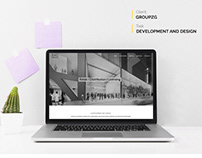 groupzg - design and wordpress project