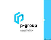 BRANDLIFT© p-group (construction) company
