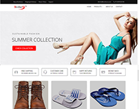Brotherss- Shoes Selling Brand- HTML5/CSS3,Bootstrap3,