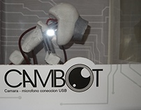Cambot - Toy packaging
