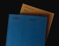 edición combinada - libro