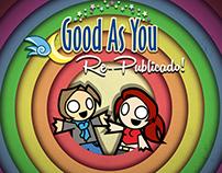 🌟 Good As You (webcomic, 2005-2010)