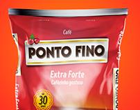Café Ponto Fino - Nova Embalagem