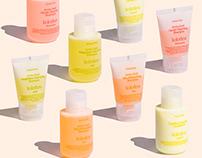 Kolorless Traveling Package Design