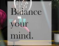 Balance your mind